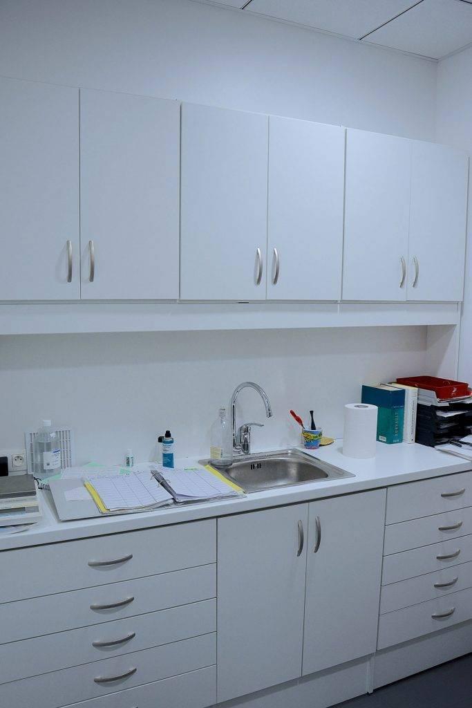 Laboratoire et préparation, agencement pharmacie