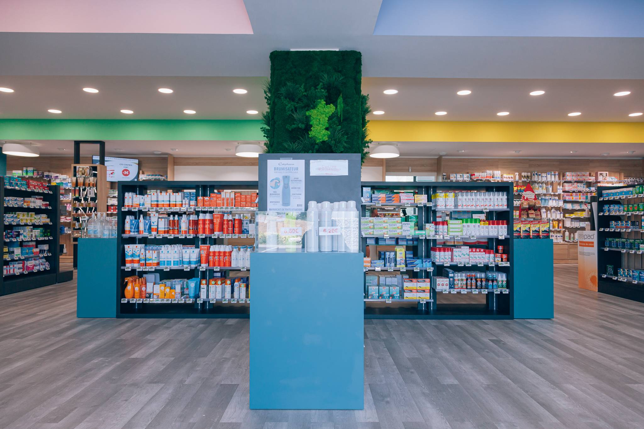 agencement-pharmacie