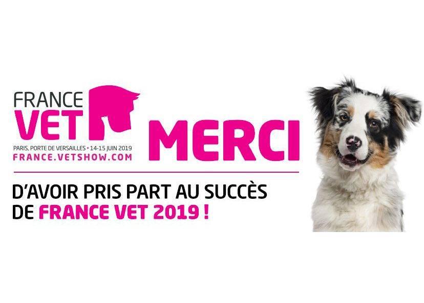 JCD Agencement au salon France Vet !