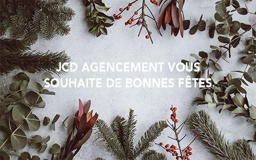 JCD Agencement vous souhaite de bonnes fêtes