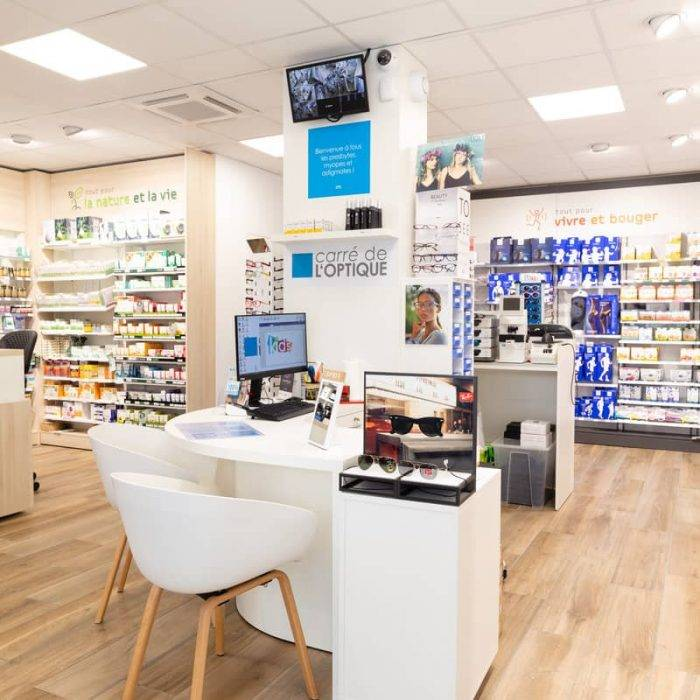 Pharmacie des Champs Dolent (60)